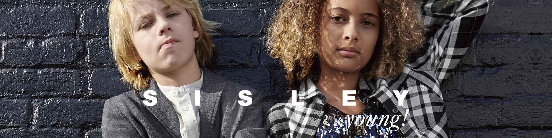 new style 6a080 83deb Collezione bimbi Sisley | Promo su Zalando