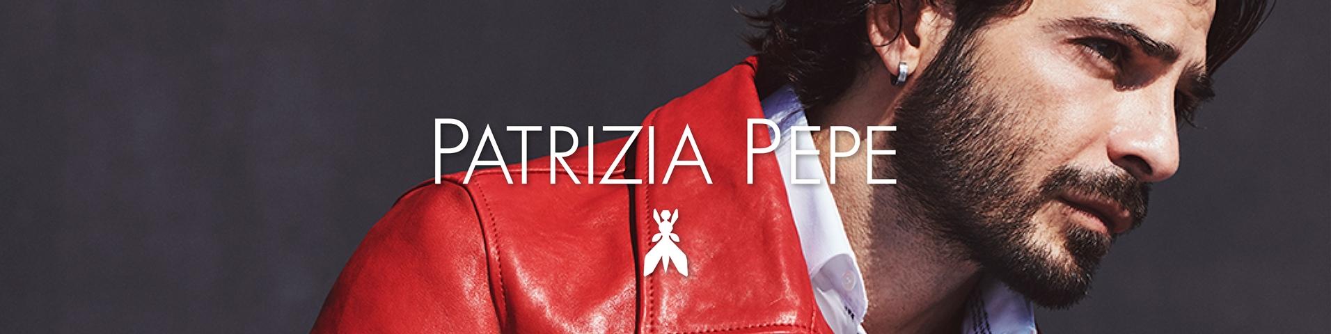promo code 987b0 dd67b Abbigliamento da uomo Patrizia Pepe | La collezione PREMIUM ...