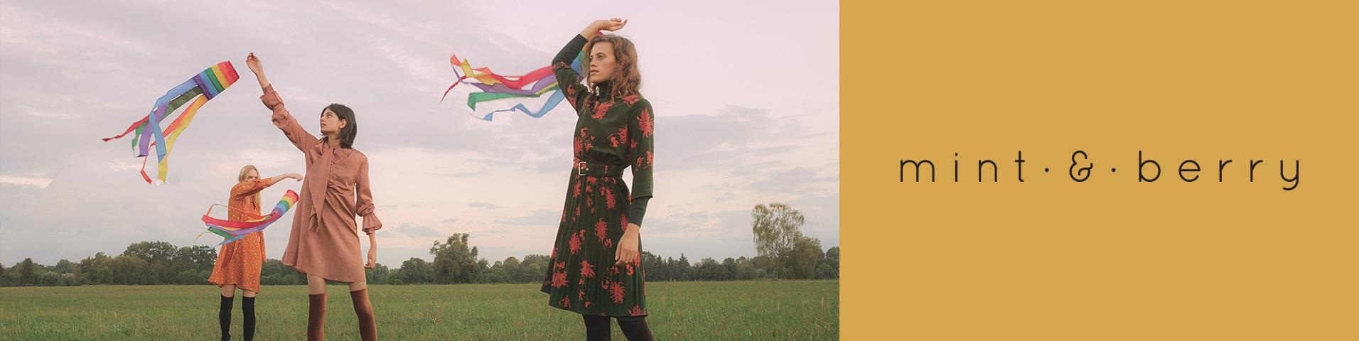 Mint berry Kleider online kaufen   Entdecke dein neues Kleid bei ZALANDO d9156feeda