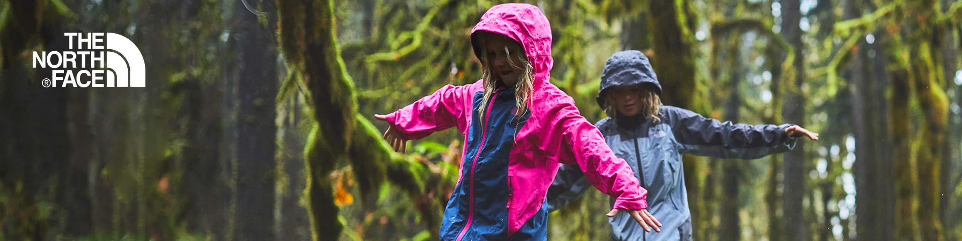 Articles pour enfant The North Face turquoise | Tous les
