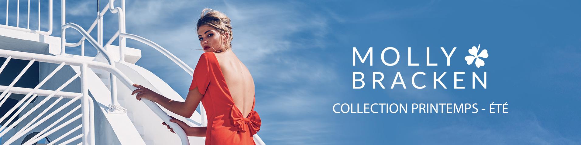b5229be0f9 Blauwe Molly Bracken Kleedjes online shop • ZALANDO • Ontdek het ...