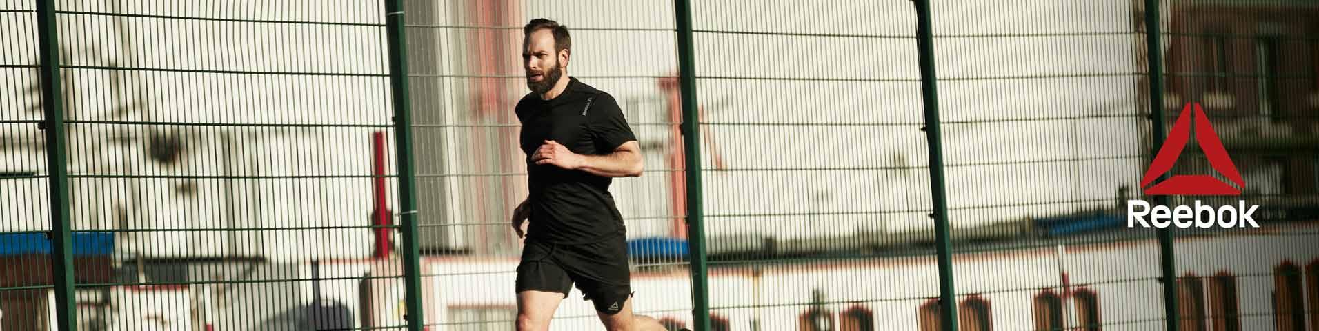 7d5cee99766786 Odzież sportowa męska Reebok -czuj się komfortowo i wyglądaj stylowo ...