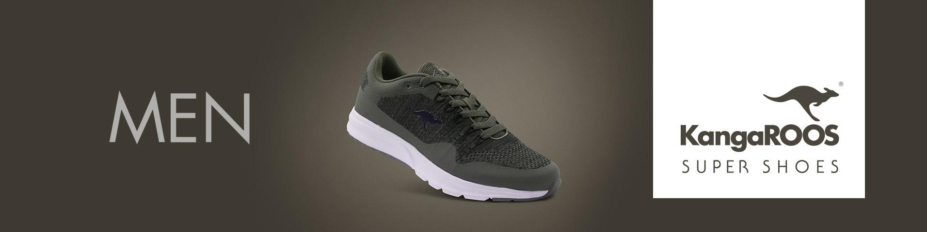 Auf ganz leisen Sohlen: KangaROOS Sneaker für Herren | ZALANDO