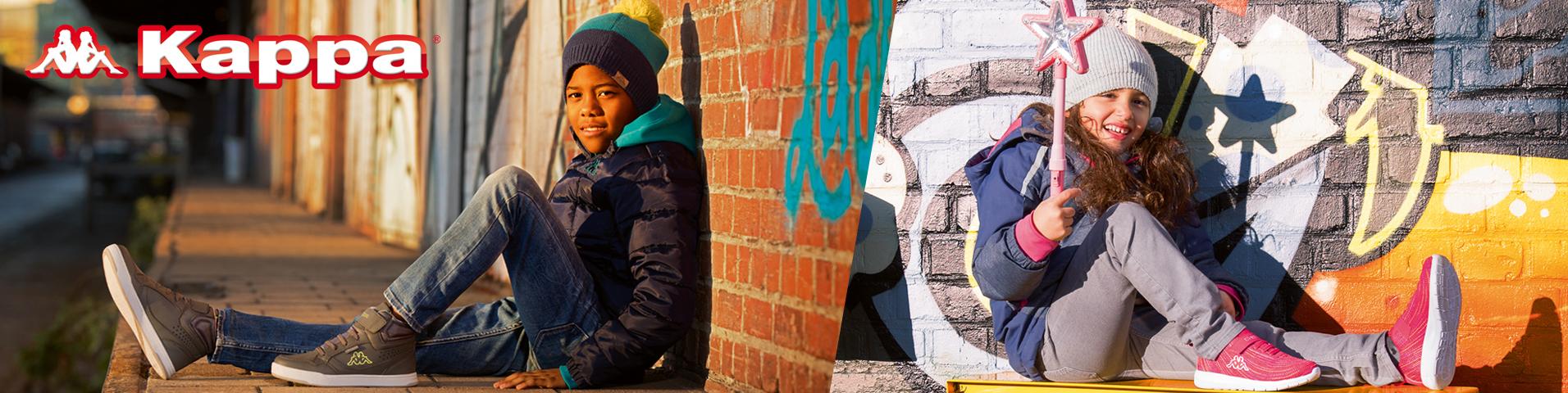 Scarpe per bambini Kappa rosso | Promo su Zalando