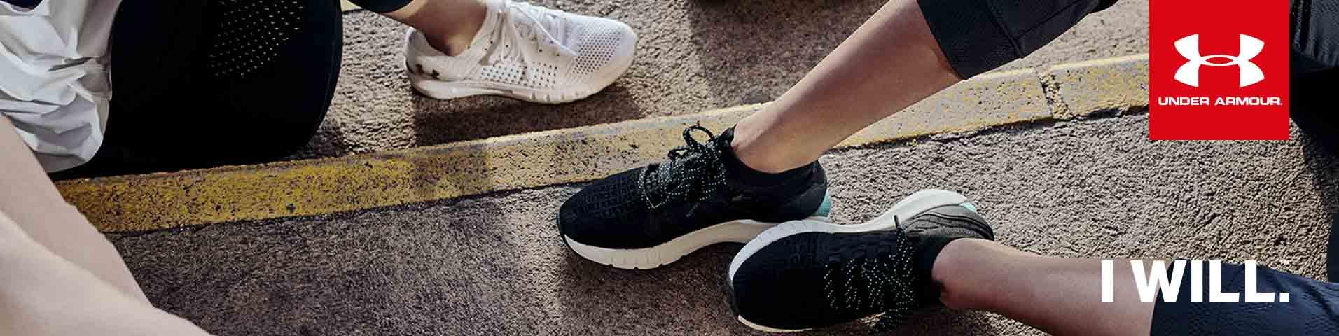 Zapatillas de mujer para hacer deporte Under Armour  f2370427d2727