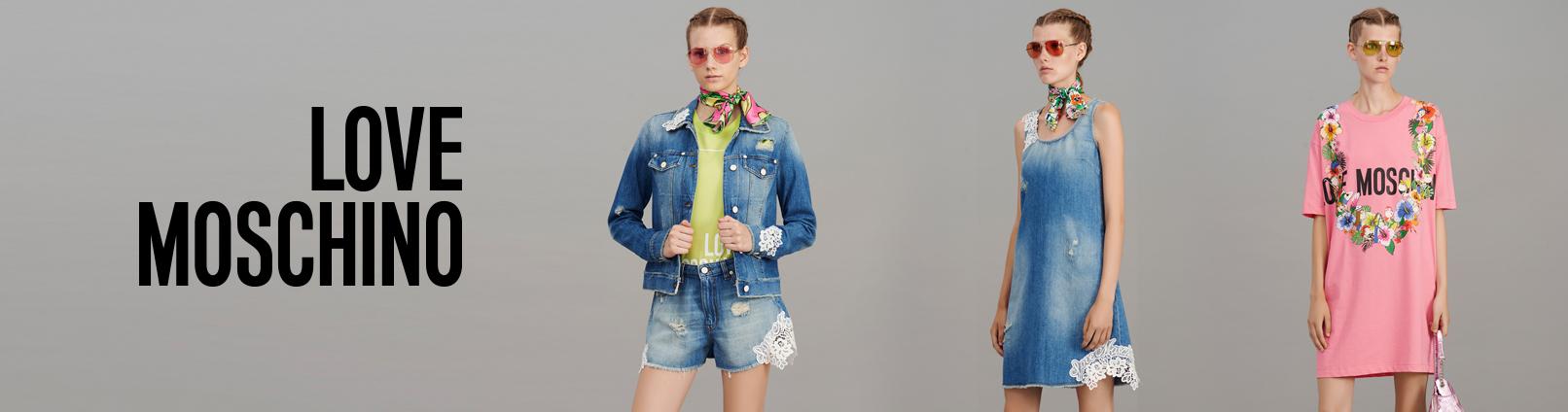 buy online d4125 a9001 Love Moschino | La nuova collezione online su Zalando
