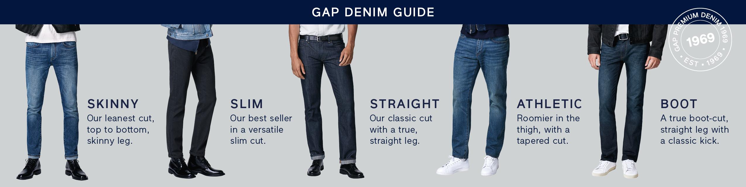 ac2efc94758 Jeans homme GAP en ligne sur la boutique Zalando