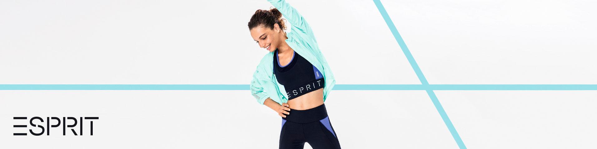 Mit Esprit Sports Damen Sportbekleidung kann das Training