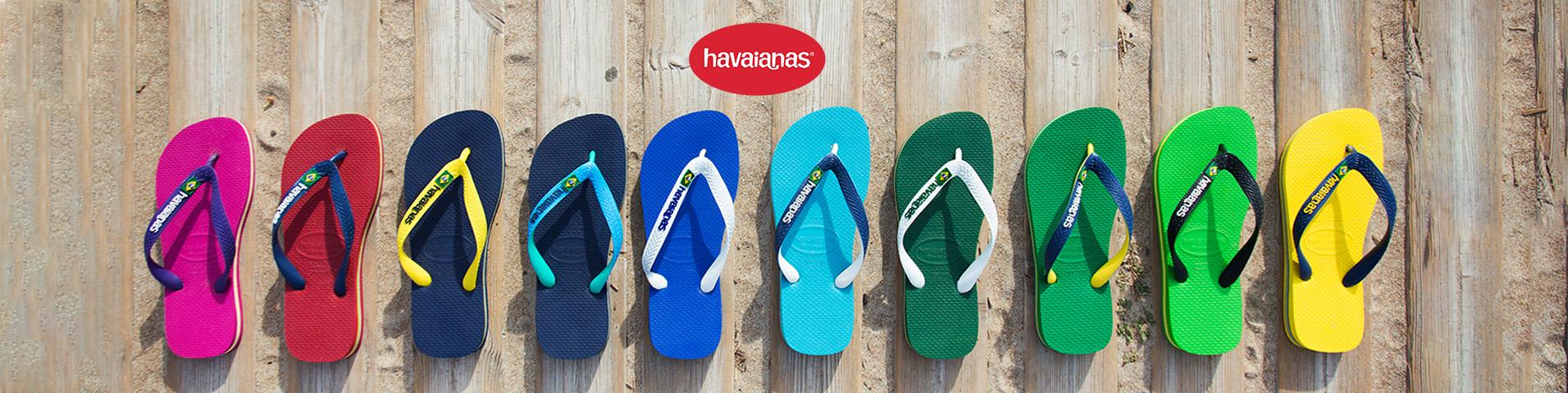 prijs goede service winkel bestsellers Havaianas Sandalen & Slippers heren online kopen | ZALANDO