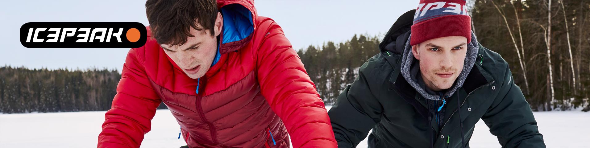 67f27cc363558d Odzież sportowa męska Icepeak -czuj się komfortowo i wyglądaj ...
