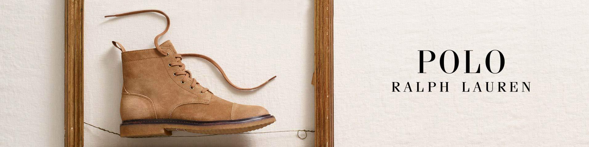 18e66ce006d8 Chaussures homme Polo Ralph Lauren vert   Large choix en ligne sur ...