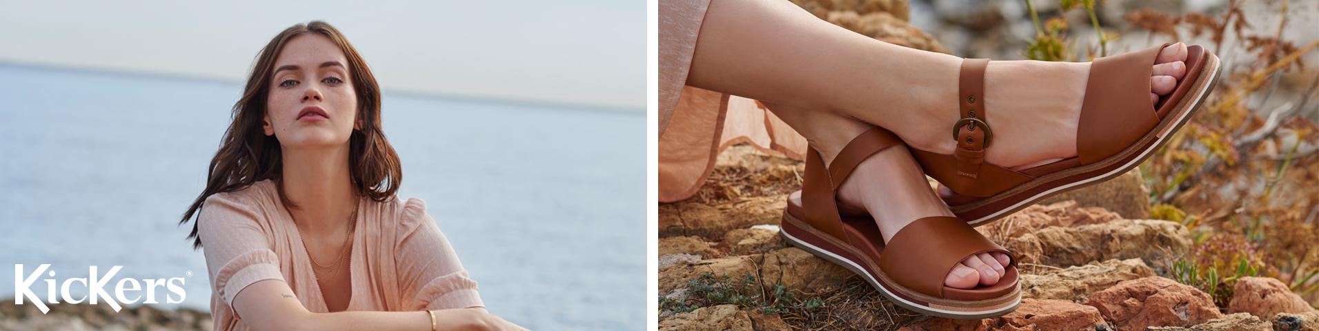 Kickers Sandaler & sandaletter | Dam | Rea online på Zalando.se