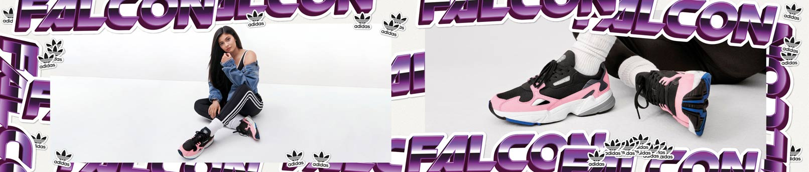 La nouvelle adidas Falcon