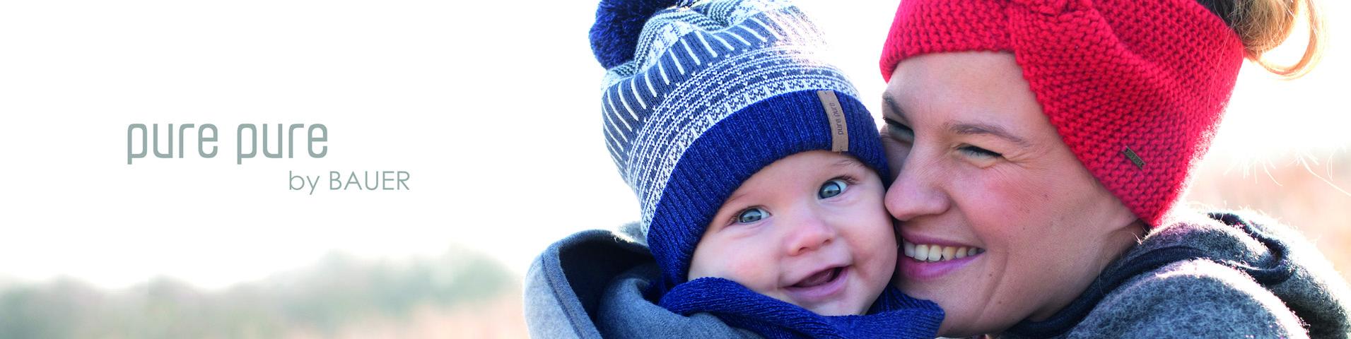 Cappelli   Berretti per bambini pure pure by BAUER 10a53f3e6008