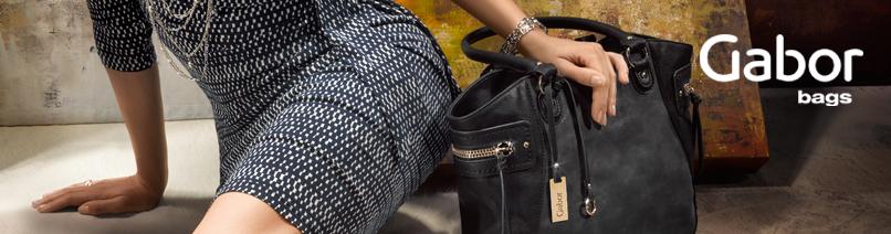 Schwarze Gabor Handtaschen | Der praktische Begleiter für