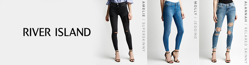 1a1b63446fe5d9 River Island Women's Jeans | Skinny & Loose Fit | ZALANDO UK