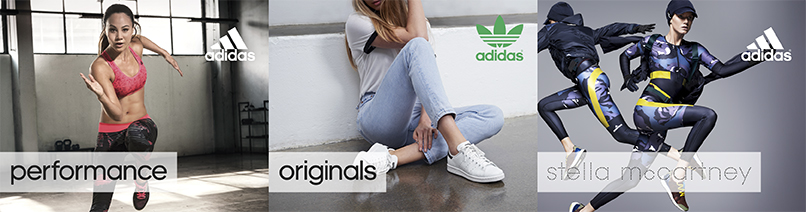 the best attitude f9444 ad19c Collezione donna in promo adidas