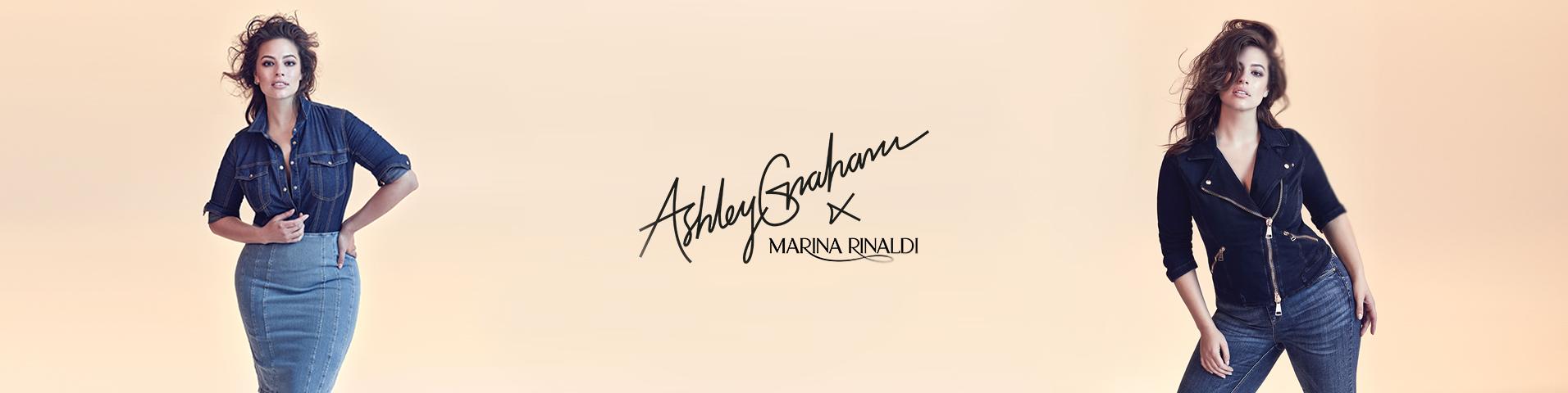 Ashley Graham x Marina Rinaldi Online Shop  02f60ce0e88