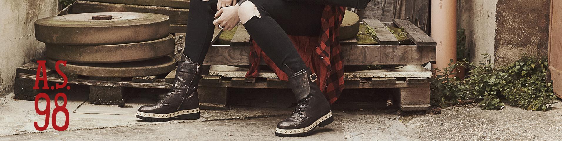 Bien-aimé Chaussures A.S.98 | Nouvelle collection sur Zalando HB52