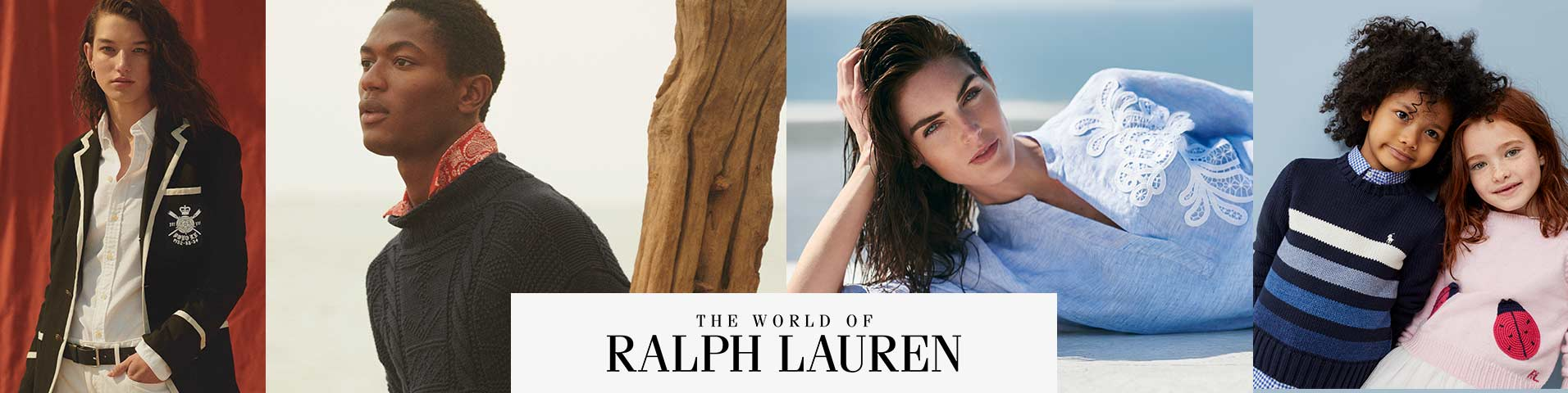 Catalogue from Ralph Lauren