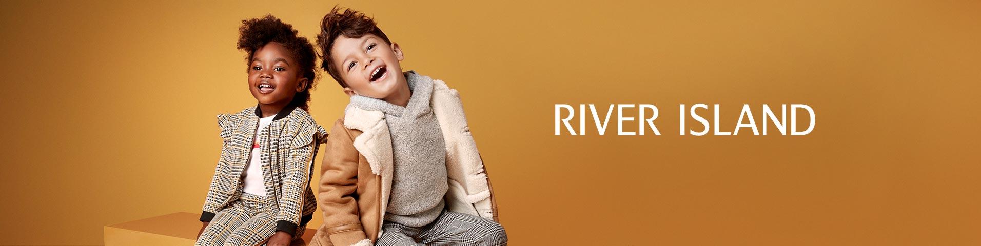 River Island Kinderschuhe für den Spaß im Alltag von Top