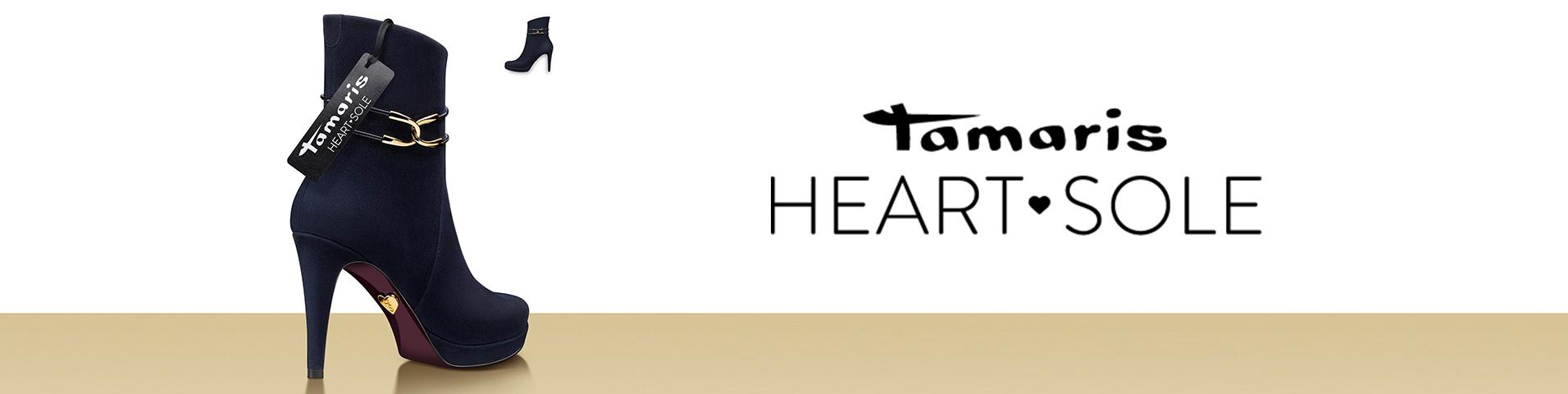 Tamaris Heart   Sole High Heels   Wir sagen High   starten die Schuh ... 60865822f9