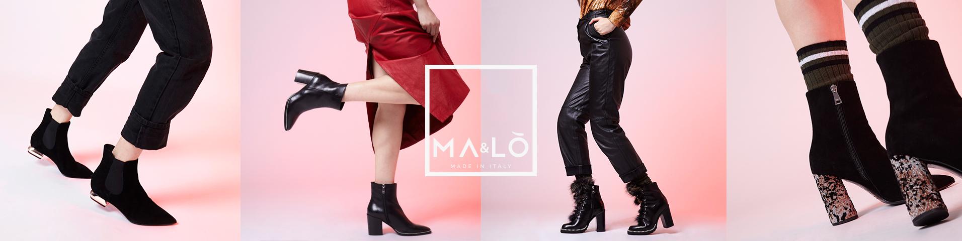 Gula MA&LO Skor online. Köp dina skor på ZALANDO.se
