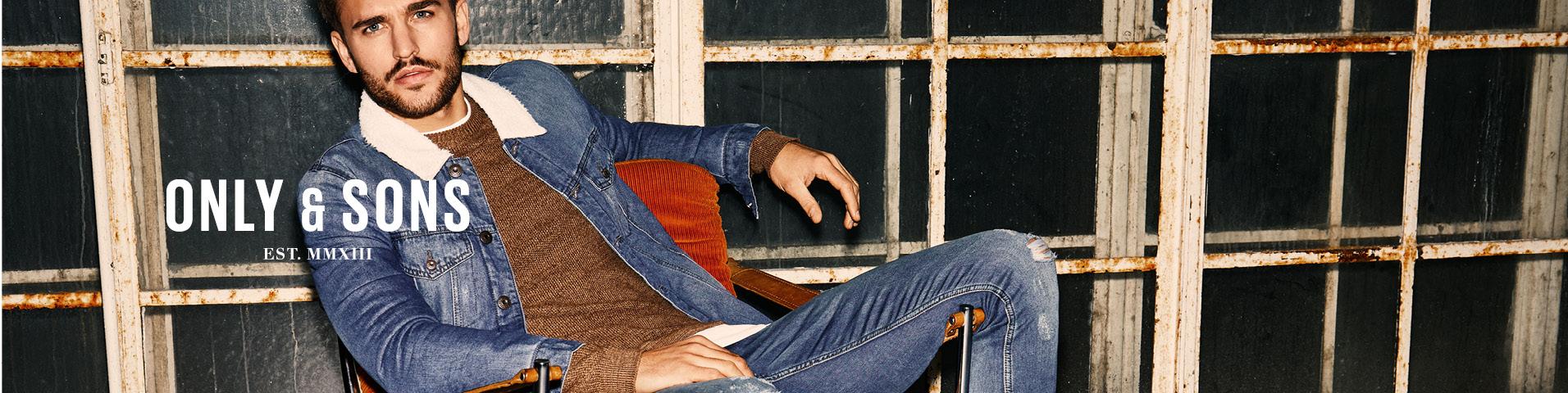 15a549a398ca Only   Sons Jeans für Herren online kaufen   Die perfekte Denim bei ...